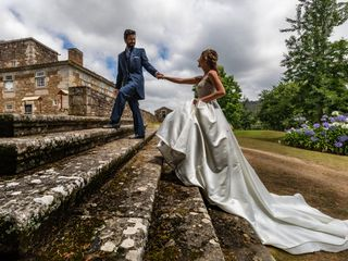 La boda de Ascen y Gonzalo