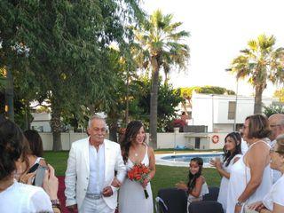 La boda de Meli  y Pedro  2