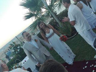 La boda de Meli  y Pedro