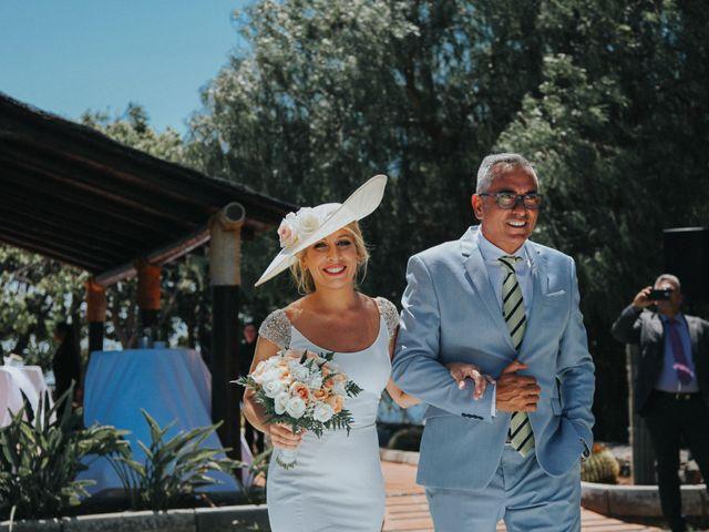 La boda de Aran y Sendy en Guimar, Santa Cruz de Tenerife 18