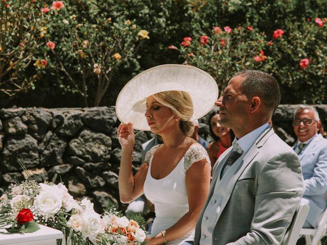 La boda de Aran y Sendy en Guimar, Santa Cruz de Tenerife 20