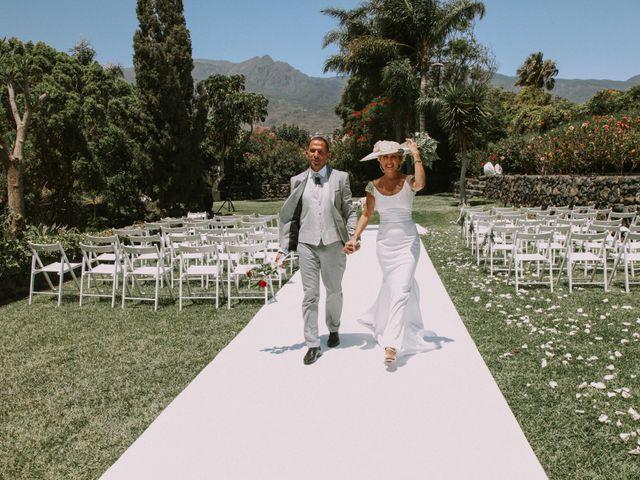 La boda de Aran y Sendy en Guimar, Santa Cruz de Tenerife 23