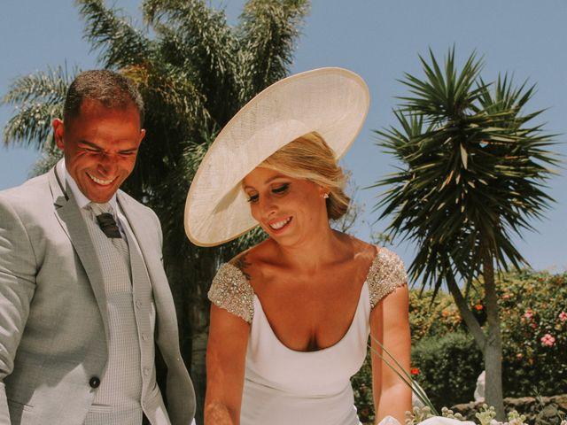 La boda de Aran y Sendy en Guimar, Santa Cruz de Tenerife 24