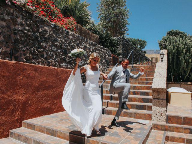 La boda de Aran y Sendy en Guimar, Santa Cruz de Tenerife 36