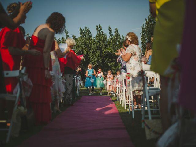 La boda de Felipe y Carol en Sallent, Barcelona 36