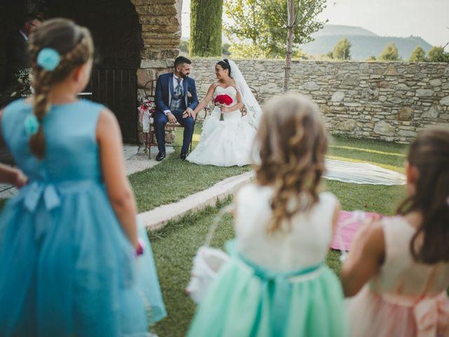 La boda de Felipe y Carol en Sallent, Barcelona 40