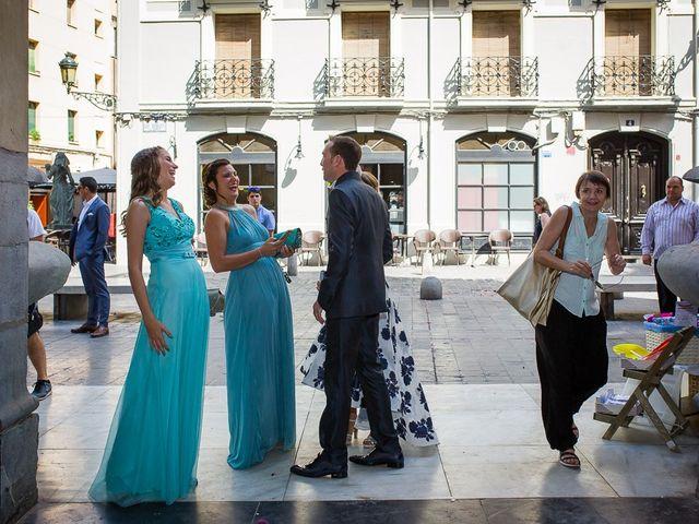La boda de Iván y Sandra en Zaragoza, Zaragoza 22