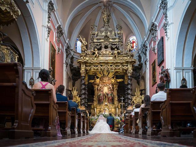 La boda de Iván y Sandra en Zaragoza, Zaragoza 30