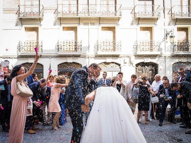 La boda de Iván y Sandra en Zaragoza, Zaragoza 38