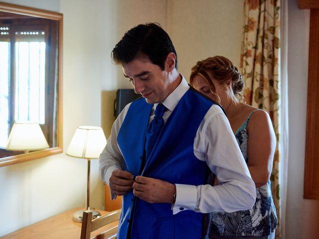 La boda de Jorge y Gemma en Navalcarnero, Madrid 7