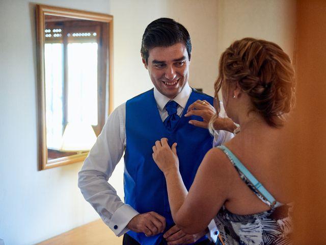 La boda de Jorge y Gemma en Navalcarnero, Madrid 8