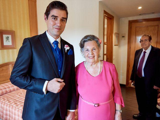 La boda de Jorge y Gemma en Navalcarnero, Madrid 12