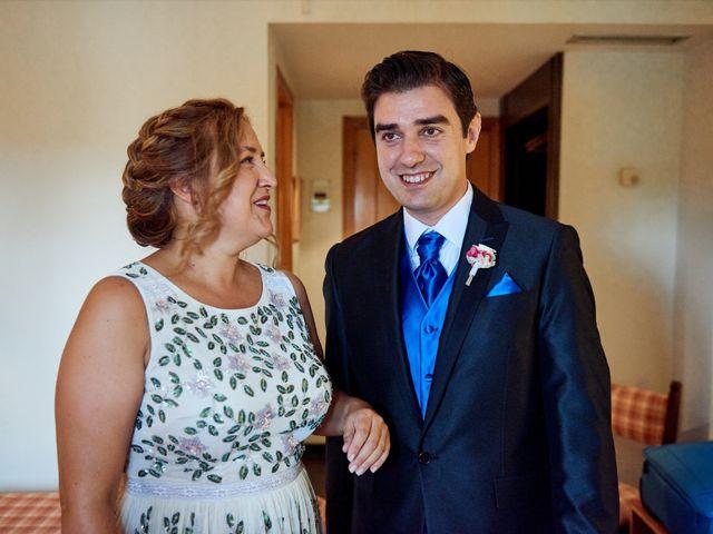 La boda de Jorge y Gemma en Navalcarnero, Madrid 15