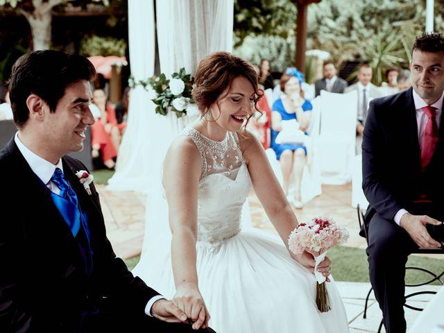 La boda de Jorge y Gemma en Navalcarnero, Madrid 22