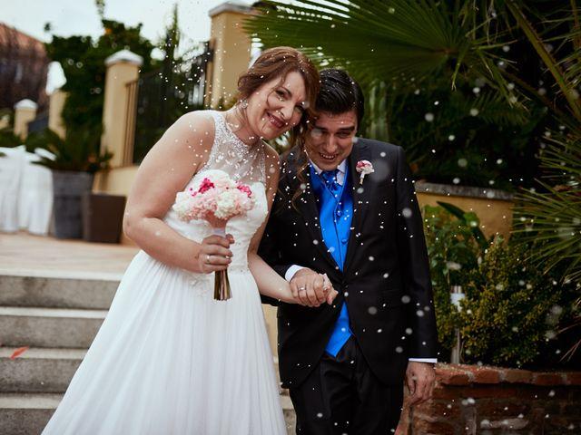 La boda de Jorge y Gemma en Navalcarnero, Madrid 25