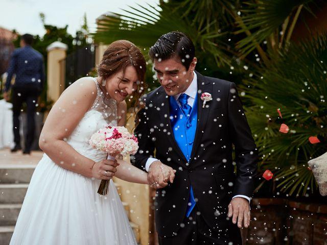 La boda de Jorge y Gemma en Navalcarnero, Madrid 26