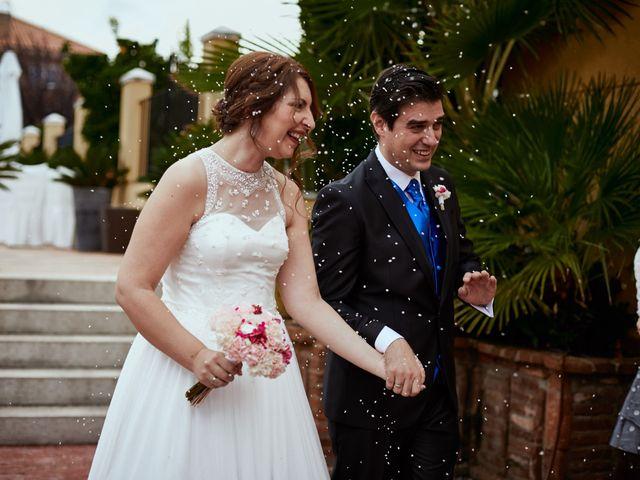 La boda de Jorge y Gemma en Navalcarnero, Madrid 27