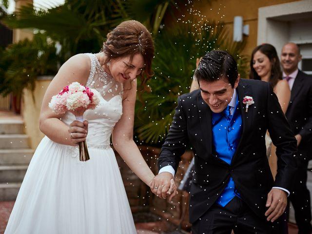 La boda de Jorge y Gemma en Navalcarnero, Madrid 28