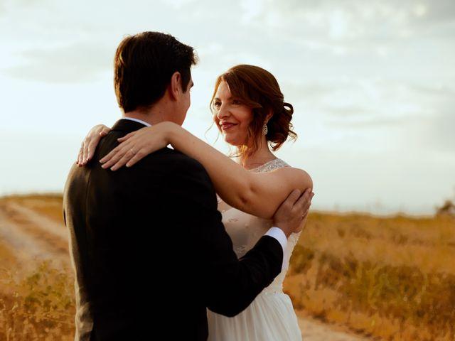 La boda de Jorge y Gemma en Navalcarnero, Madrid 35