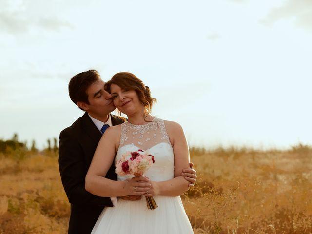 La boda de Jorge y Gemma en Navalcarnero, Madrid 36