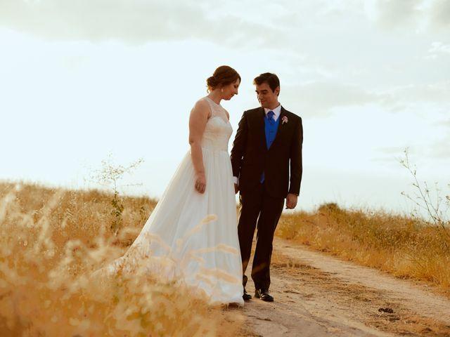 La boda de Jorge y Gemma en Navalcarnero, Madrid 38
