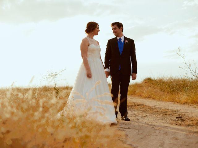 La boda de Jorge y Gemma en Navalcarnero, Madrid 39