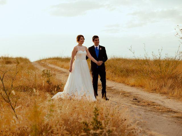 La boda de Jorge y Gemma en Navalcarnero, Madrid 40