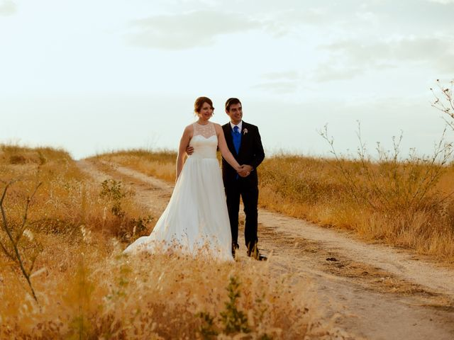 La boda de Jorge y Gemma en Navalcarnero, Madrid 41