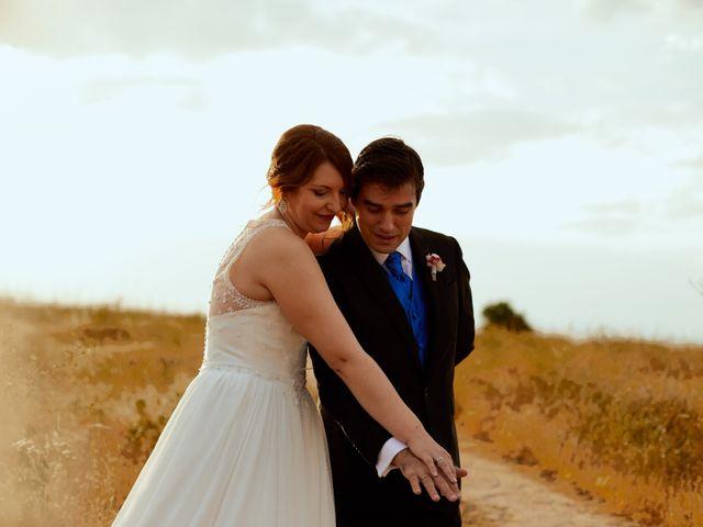 La boda de Jorge y Gemma en Navalcarnero, Madrid 42