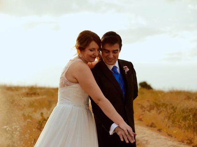 La boda de Jorge y Gemma en Navalcarnero, Madrid 43