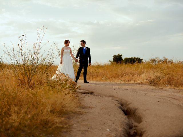 La boda de Jorge y Gemma en Navalcarnero, Madrid 44
