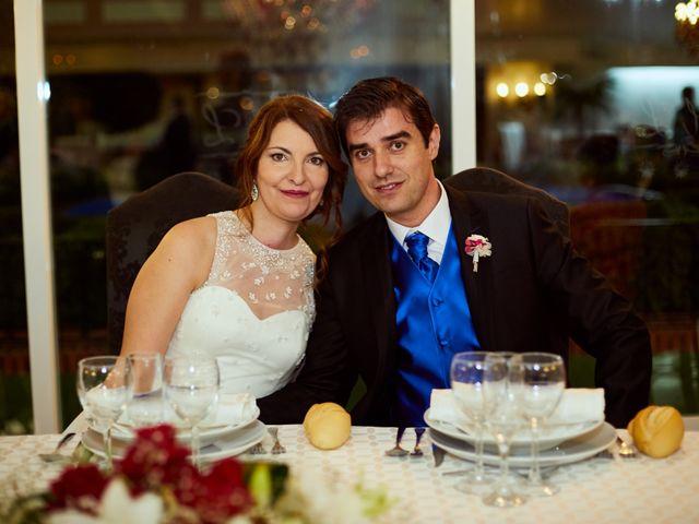 La boda de Jorge y Gemma en Navalcarnero, Madrid 48