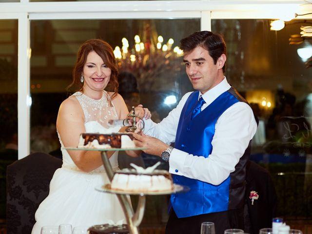 La boda de Jorge y Gemma en Navalcarnero, Madrid 52