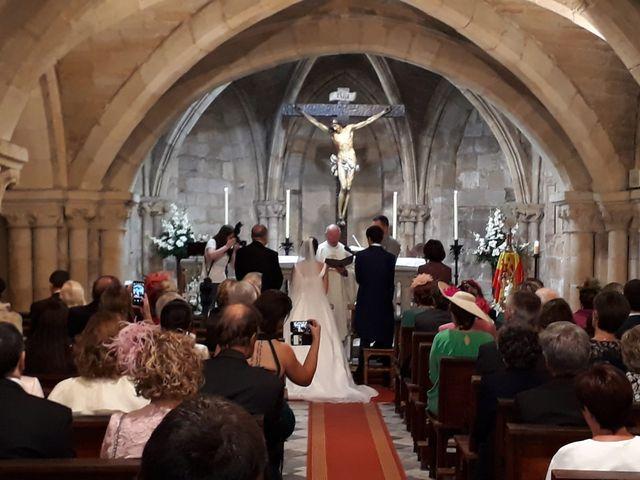 La boda de Alberto y Maria en Santander, Cantabria 1
