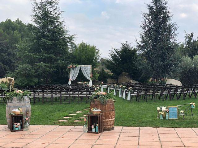 La boda de Vane y Javi  en Sentmenat, Barcelona 1
