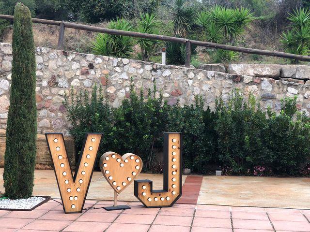 La boda de Vane y Javi  en Sentmenat, Barcelona 2