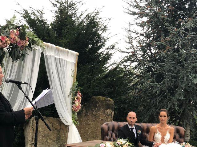 La boda de Vane y Javi  en Sentmenat, Barcelona 4