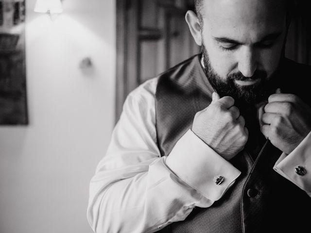 La boda de Ignacio y Cristina en Chinchon, Madrid 2