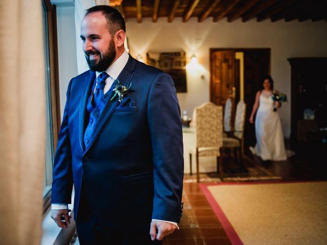 La boda de Ignacio y Cristina en Chinchon, Madrid 4