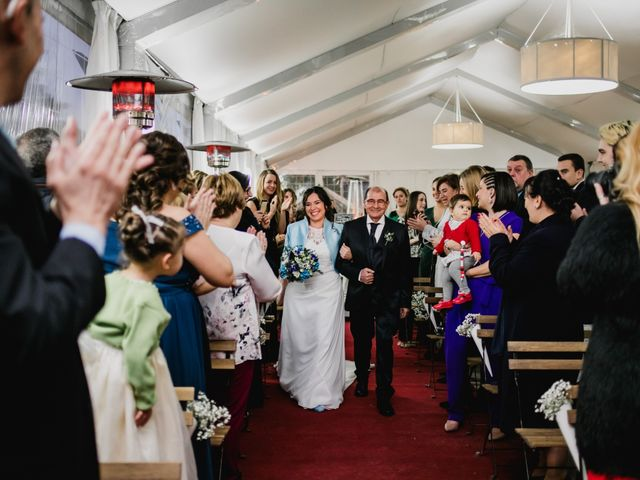 La boda de Ignacio y Cristina en Chinchon, Madrid 5