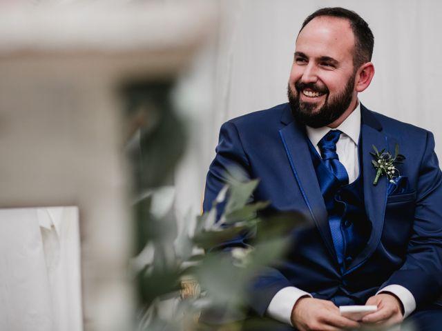 La boda de Ignacio y Cristina en Chinchon, Madrid 7