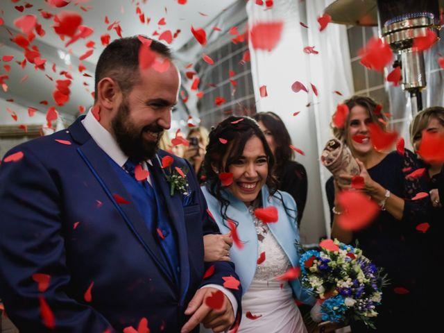 La boda de Ignacio y Cristina en Chinchon, Madrid 9