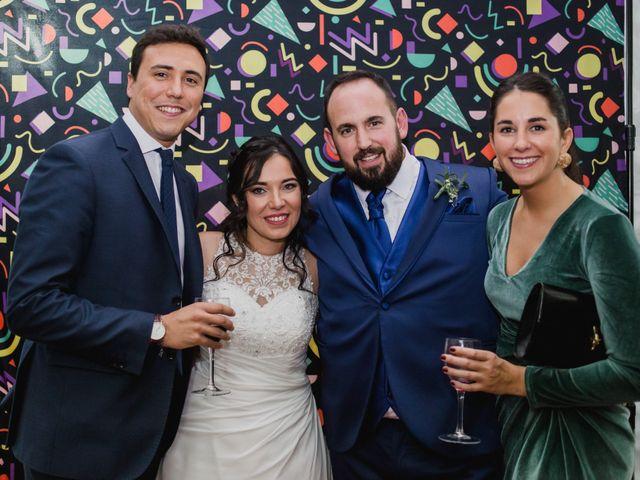 La boda de Ignacio y Cristina en Chinchon, Madrid 10