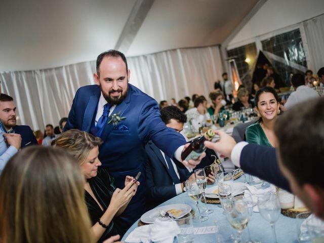 La boda de Ignacio y Cristina en Chinchon, Madrid 14