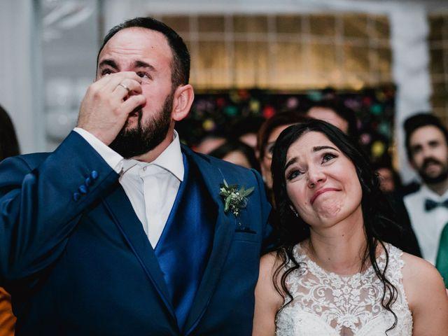 La boda de Ignacio y Cristina en Chinchon, Madrid 17