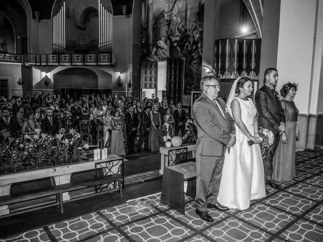 La boda de Raúl y Ines en Coreses, Zamora 13