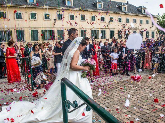 La boda de Raúl y Ines en Coreses, Zamora 16