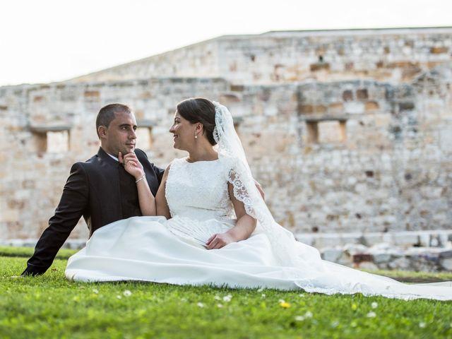 La boda de Raúl y Ines en Coreses, Zamora 19