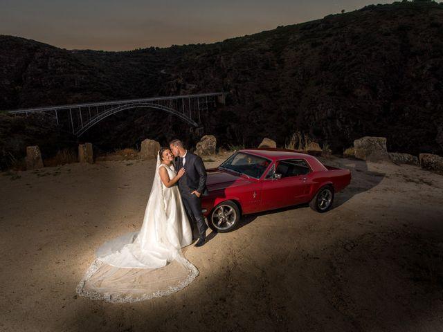 La boda de Raúl y Ines en Coreses, Zamora 22
