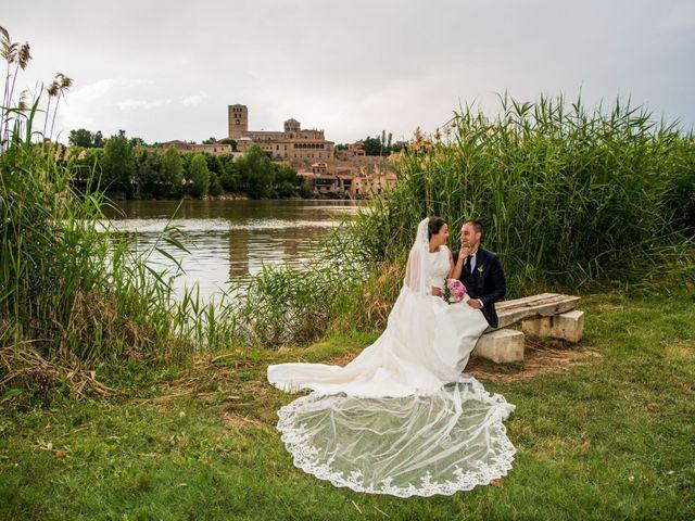 La boda de Raúl y Ines en Coreses, Zamora 25
